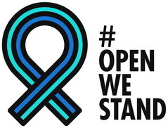 OPEN WE STAND